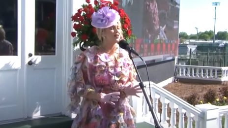 Watch: Tori Kelly Soars With The National Anthem At The Kentucky Derby