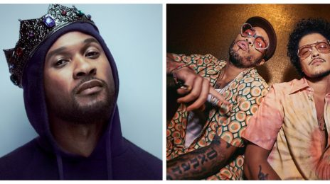 iHeartRadio Music Awards: Usher To Host & Perform Alongside Bruno Mars, The Weeknd, Ariana Grande & More