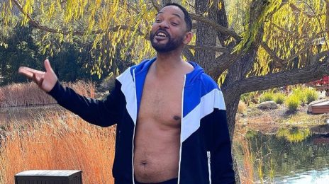 """Will Smith Shares Shirtless Shot: """"I'm In The Worst Shape Of My Life"""""""