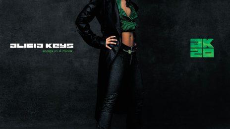 Stream:  Alicia Keys' 'Songs in A Minor' 20th Anniversary Deluxe Edition