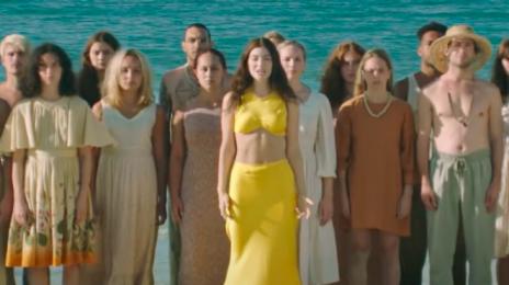 New Video: Lorde - 'Solar Power'