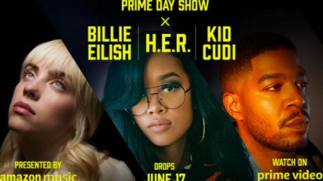 H.E.R., Billie Eilish, & Kid Cudi Take The Stage For Amazon's 'Prime Day Show'