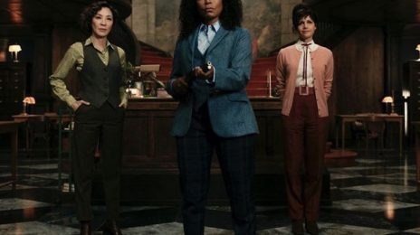 Movie Trailer: 'Gunpowder Milkshake' [starring Angela Bassett, Michelle Yeoh, & more]