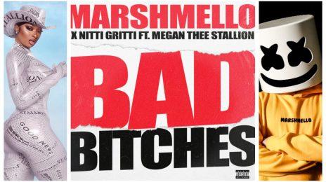 New Song: Marshmello & Nitti Gritti - 'Bad B*tches' (featuring Megan Thee Stallion)