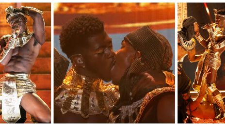"""Lil Nas X Claps Back At Critics Of His BET Awards Performance: """"Y'all Pretend Homosexuality Didn't Exist In African Culture"""""""