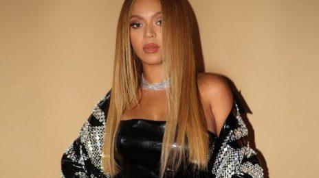Beyonce Blazes Ahead Of Brooklyn Nets Game