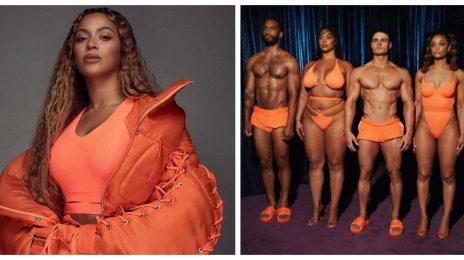 Beyonce's Adidas x Ivy Park To Make A Splash With Flex Park Swimwear