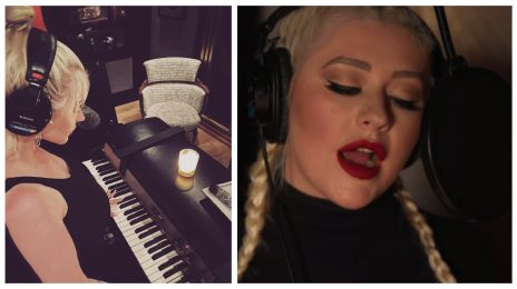 Christina Aguilera Producer:  Her New Album 'Will Be Out This Year'