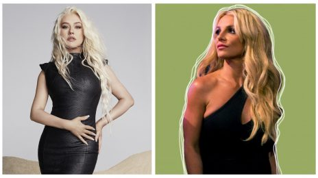 Christina Aguilera:  'My Heart Goes Out to Britney.  She Deserves All the Support in the World'