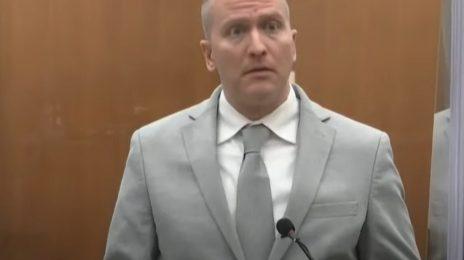 Breaking: Derek Chauvin Sentenced To 22 Years In Prison For Murdering George Floyd