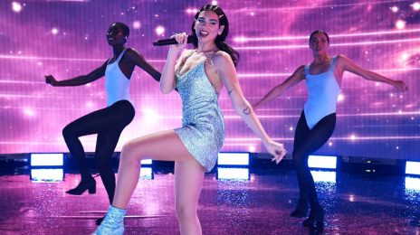"Dua Lipa Thanks Critics Who Slammed Her Dancing: ""It Made Me Want To Get Better"""