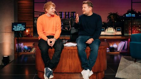 Ed Sheeran Announces Residency On 'The Late Late Show With James Corden'