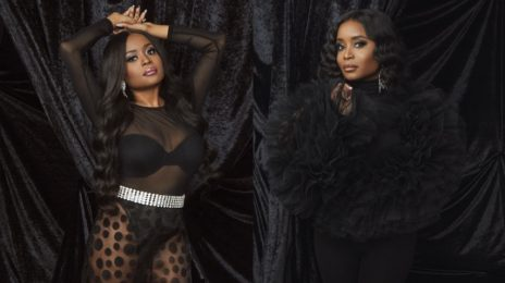 """Exclusive: Cherish Stars Say New Show 'The Encore' """"Gets Crazy"""""""