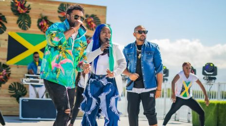 Spice, Sean Paul, & Shaggy Bring The Heat To GMA With 'Go Down Deh' Live [Performance]