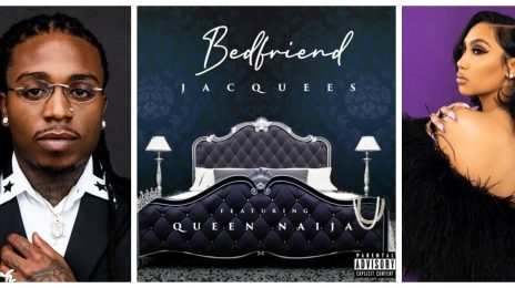 New Song: Jacquees - 'Bed Friend' (featuring Queen Naija)