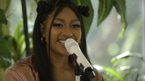 New Video:  Jazmine Sullivan - 'The Other Side (Live)'