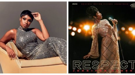 Jennifer Hudson To Release Original Song 'Here I Am' For For 'Respect' Biopic