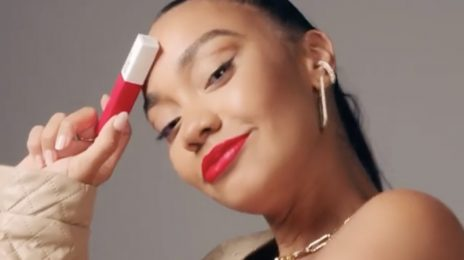 Little Mix Star Leigh-Anne Pinnock Unveiled As The New Face Of Maybelline