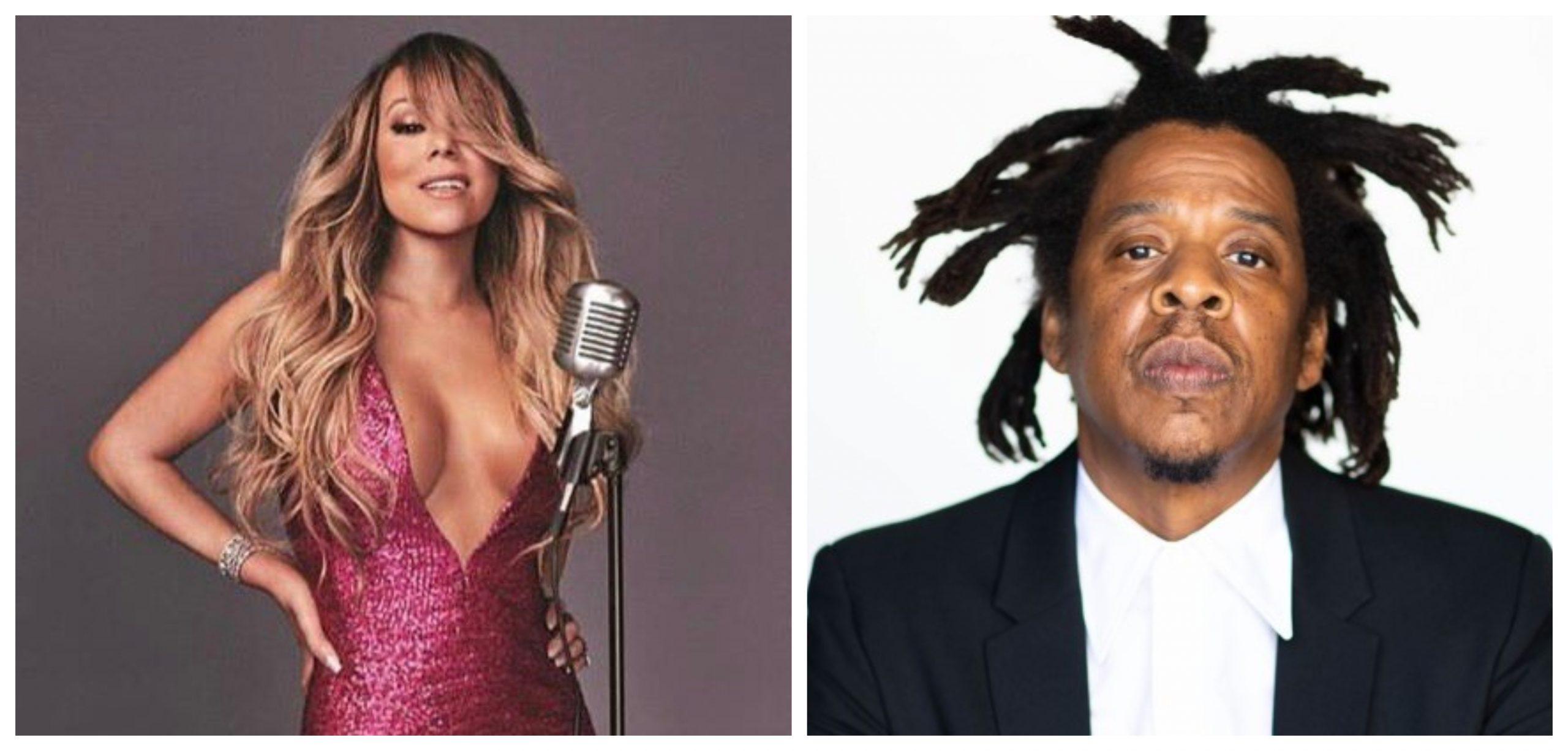Mariah Carey Quits Jay-Zs Management Company Roc Nation