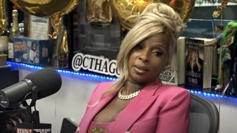 Mary J. Blige Visits 'The Breakfast Club,' 'My Life' Documentary, New Album, & More