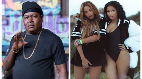 Trick Daddy Dragged by #Barbz & #Beyhive After Reiterating Beyonce Diss, Comparing Fan Groups