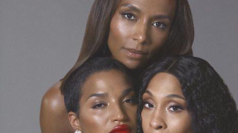 'Pose's MJ Rodriguez, Indya Moore, & Janet Mock Cover Harper's Bazaar / Talk Show's Impact