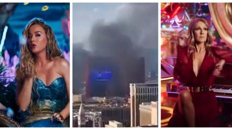 Fire Breaks Out At Resorts World Las Vegas, Home Of Katy Perry & Celine Dion's New Residencies