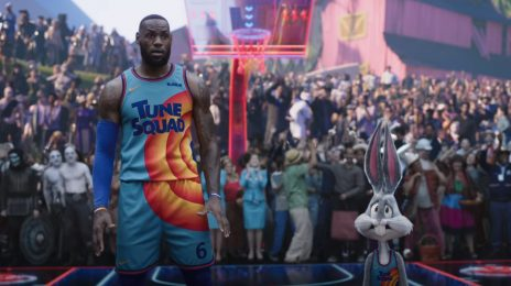 Extended Movie Trailer: 'Space Jam: A New Legacy' [Starring LeBron James]