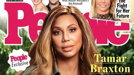 Tamar Braxton Covers PEOPLE / Reveals How Reality TV Almost Broke Her