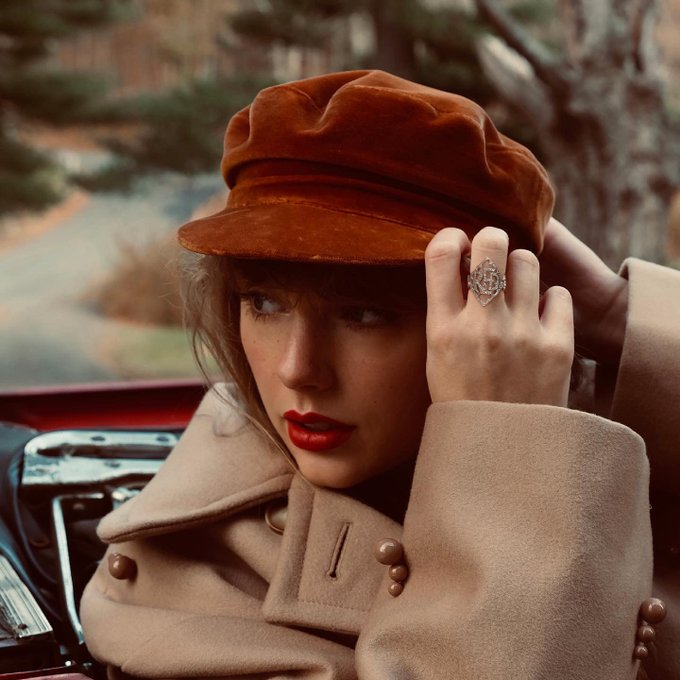 Taylor Swift Announces 'Red' As Next Re-Recorded Album ...