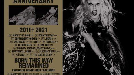Stream: Lady Gaga's 'Born This Way' 10th Anniversary Edition [featuring Kylie Minogue, Big Freedia, & More]