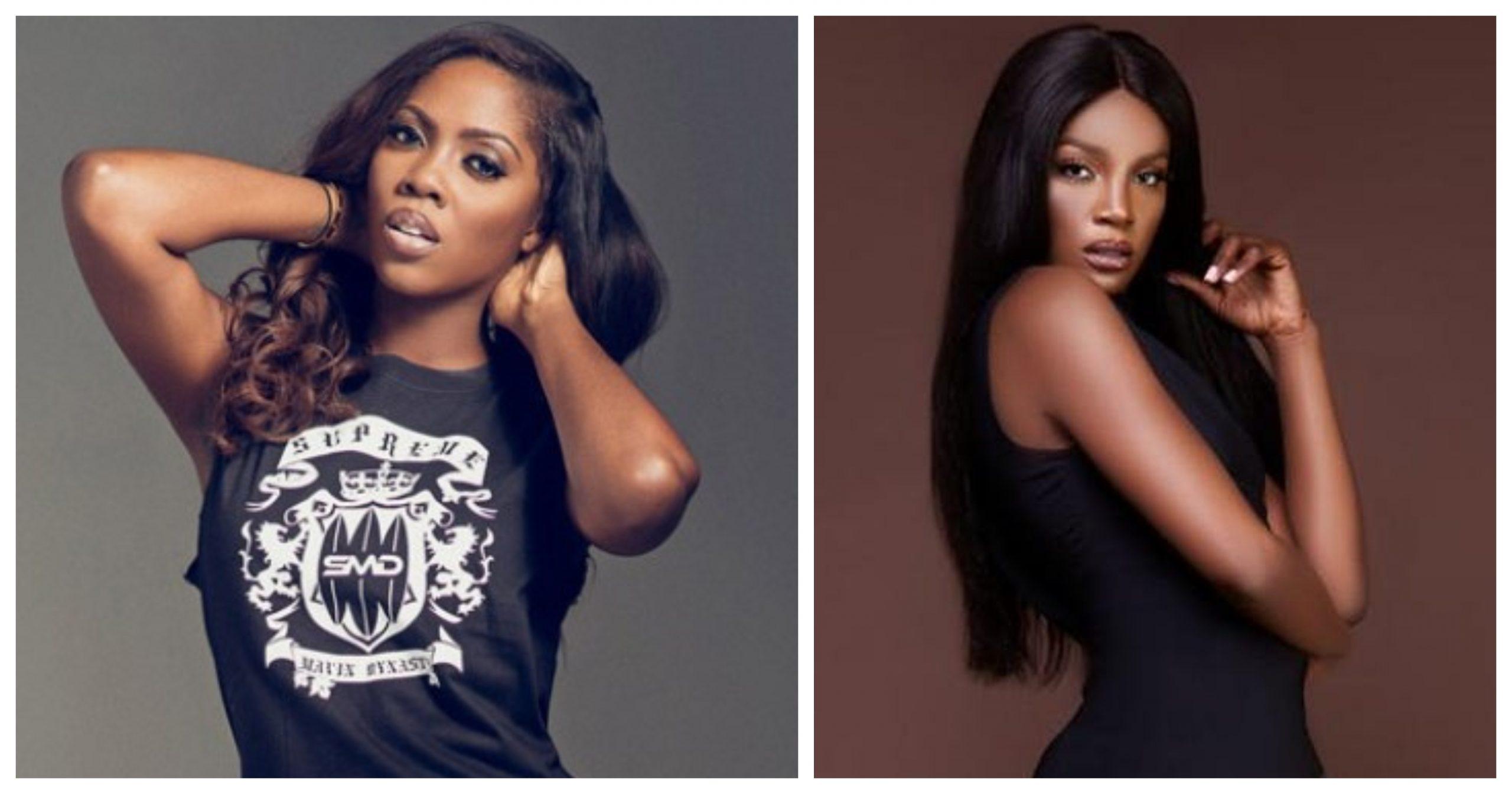 Shocking! Tiwa Savage & Seyi Shay Have Heated Confrontation In Nigerian  Hair Salon [Video] - That Grape Juice