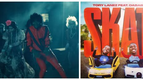 Watch:  Tory Lanez Tributes Michael Jackson's 'Thriller' in 'SKAT' Music Video with DaBaby