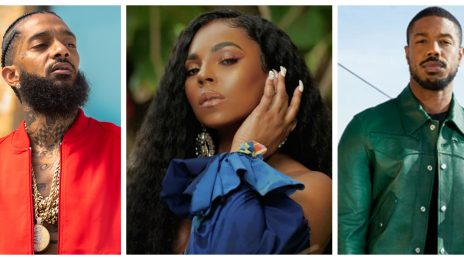 Hollywood Walk of Fame 2022: Ashanti, Michael B. Jordan, Nipsey Hussle, DJ Khaled, Regina King, Tracee Ellis Ross & More To Receive Stars