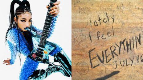 Willow Smith Announces New Album 'Lately I Feel Everything'