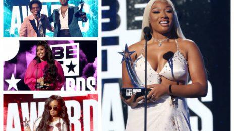 Winners:  2021 BET Awards [Full List]