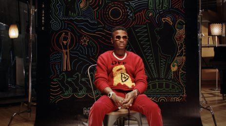 Watch: Wizkid's 'A Superstar Made In Lagos' Documentary