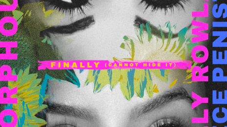 New Song: Amorphous - 'Finally (Cannot Hide It)' [featuring Kelly Rowland & CeCe Peniston]