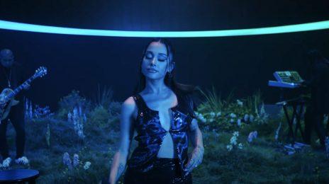 Watch: Ariana Grande Performs '34+35' on VEVO Live
