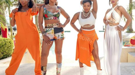ABC Reveals Debut Date For 'Queens' Starring Brandy, Eve, & Naturi Naughton