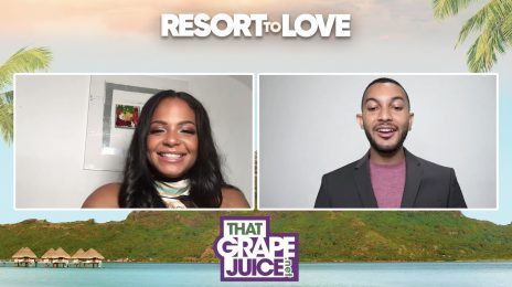 Exclusive: Christina Milian Spills on New Netflix Rom-Com 'Resort To Love'