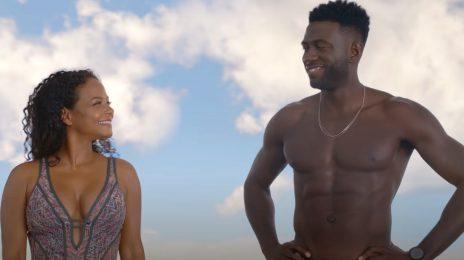 Movie Trailer: 'Resort To Love' [Starring Christina Milian]