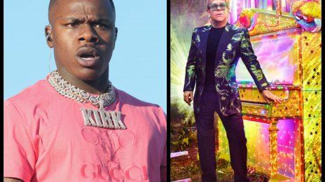 Elton John Blasts DaBaby's Homophobic and HIV Remarks For Fueling 'Discrimination & Stigma'