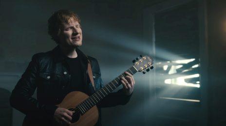 Ed Sheeran Debuts 'Bad Habits' Acoustic Music Video