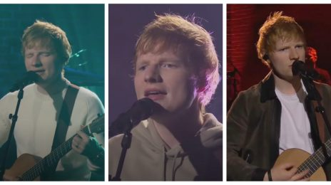 Watch: Ed Sheeran Wraps 'Late Late Show' Residency with 'Shape Of You' & 'Thinking Out Loud' Live