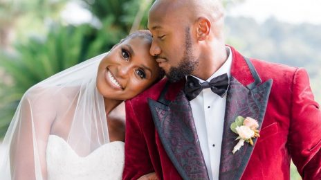 Surprise! Issa Rae Marries Her Longtime Partner Louis Diame