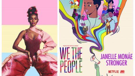New Song:  Janelle Monae - 'Stronger'