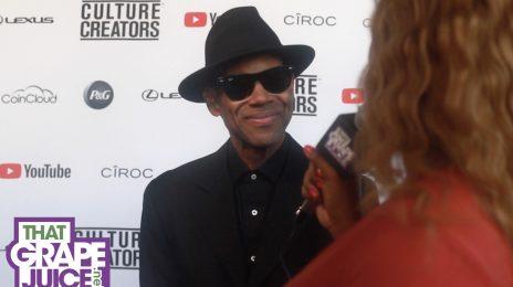 Exclusive: Jimmy Jam Praises H.E.R. & Talks All-Star Album