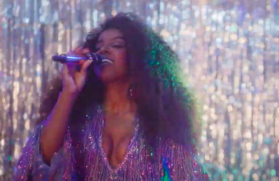 Watch: Kelly Rowland & Amorphous Rock 'Jimmy Kimmel Live' With 'Finally (Cannot Hide It)'