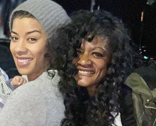 Keyshia Cole's Mom Frankie Ions Reportedly Dies On Her Birthday - That  Grape Juice